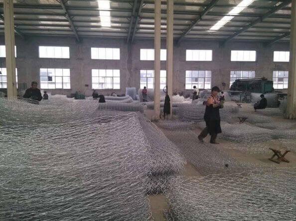 镀锌格宾网材质,镀锌格宾网报价