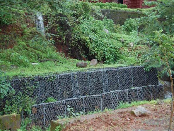 格宾网石笼网规格,大桥保护格宾网石笼网