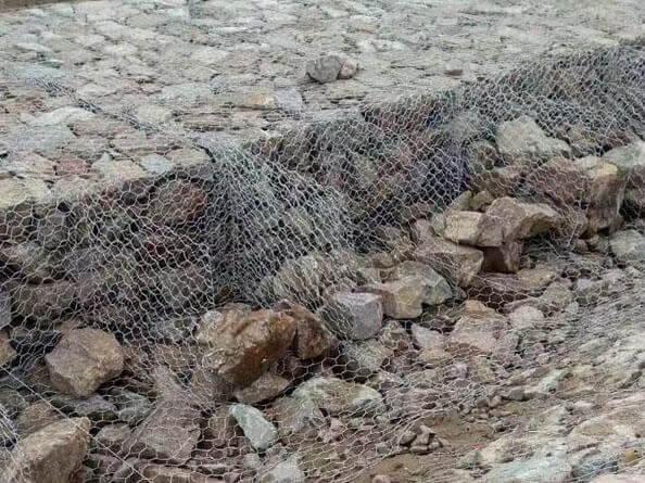石笼网特点,石笼网抗冲刷