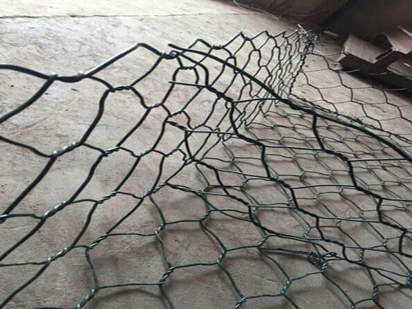 镀锌石笼网,河道镀锌石笼网