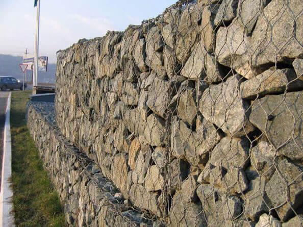 高尔凡石笼网,锌铝合金石笼网