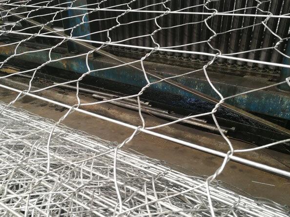 加筋石笼网材质,加筋石笼网报价