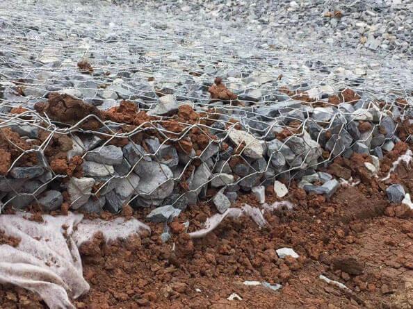 石笼网护垫价格,石笼网护垫防汛