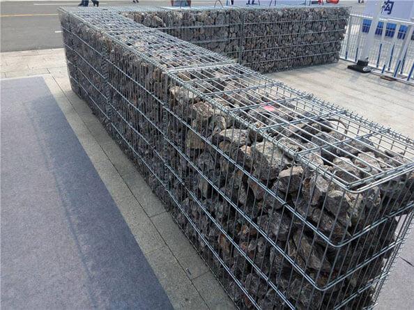 焊接石笼网应用